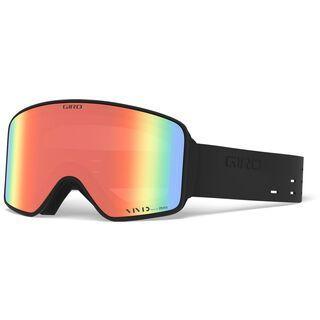 Giro Method inkl. WS, silicone black/Lens: vivid ember - Skibrille