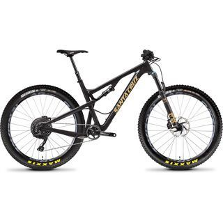 Santa Cruz Tallboy C XE 27.5 Plus 2018, carbon/tan - Mountainbike