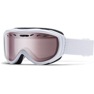 Smith Cadence + Spare Lens, white/ignitor mirror - Skibrille
