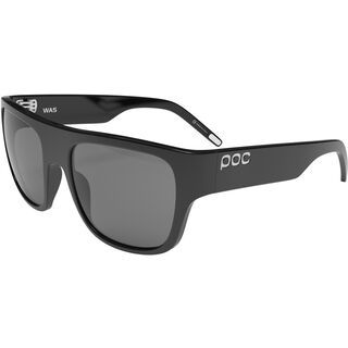 POC WAS Polarized, uranium black/Lens: grey polarized - Sonnenbrille
