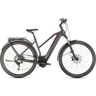 Cube Kathmandu Hybrid EXC 625 Trapeze 2020, iridium´n´red - E-Bike