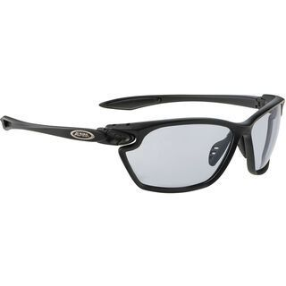 Alpina Twist Four 2.0 VL+, black matt/Lens: varioflex+ black - Sportbrille