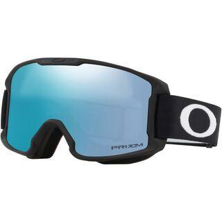 Oakley Line Miner Youth Prizm, matte black/Lens: sapphire iridium - Skibrille