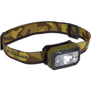 Black Diamond Storm 400 Headlamp, dark olive - Stirnlampe