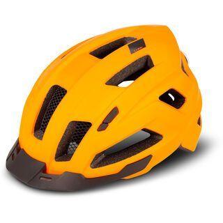 Cube Helm Cinity orange