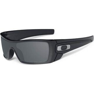 Oakley Batwolf, Matte Black/Grey Polarized - Sonnenbrille