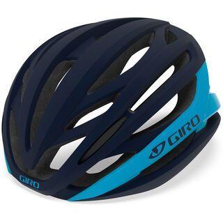 Giro Syntax, matte midnight/blue jewel - Fahrradhelm