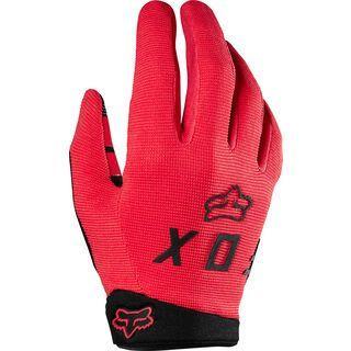Fox Womens Ranger Gel Glove, bright red - Fahrradhandschuhe