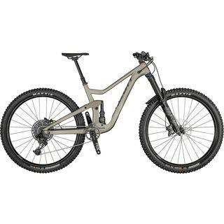 Scott Ransom 920 raw alloy smoked/black 2021