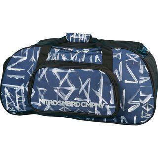 Nitro Duffle Bag, smear midnight - Sporttasche
