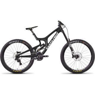 Santa Cruz V10 C S 2018, carbon/white - Mountainbike