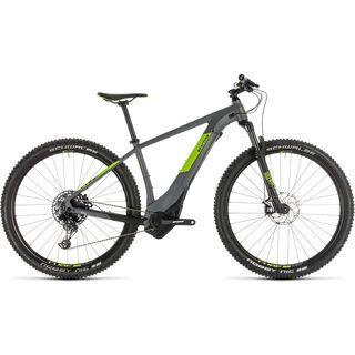 *** 2. Wahl *** Cube Reaction Hybrid Eagle 500 29 2019, grey´n´green - E-Bike | Größe 21 Zoll