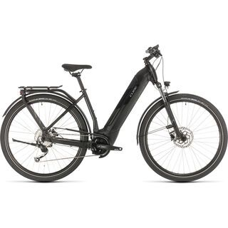 Cube Kathmandu Hybrid ONE 500 Easy Entry 2020, black´n´grey - E-Bike