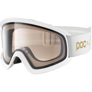 POC Ora Clarity Fabio Wibmer Ed. Gold hydrogen white