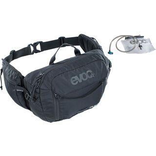 Evoc Hip Pack 3l + Hydration Bladder 1,5l, black - Hüfttasche