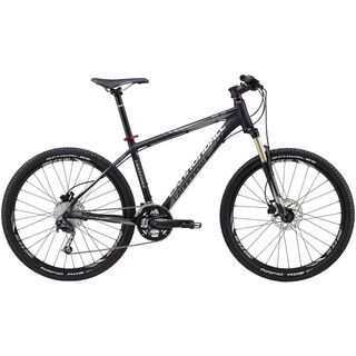 Cannondale Trail SL 3 2012, Jet Black (Matte) - Mountainbike