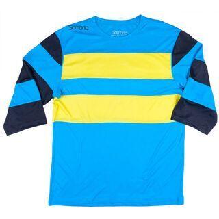 Sombrio Realto Jersey, blue - Radtrikot