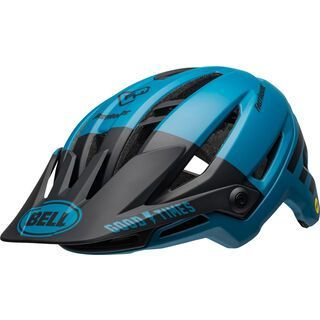 Bell Sixer MIPS Fasthouse, blue/black - Fahrradhelm