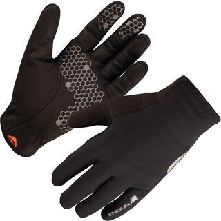 Endura Thermo Roubaix Glove, schwarz - Fahrradhandschuhe