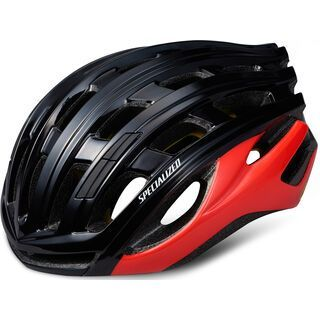 Specialized Propero III ANGi MIPS, black/rocket red - Fahrradhelm
