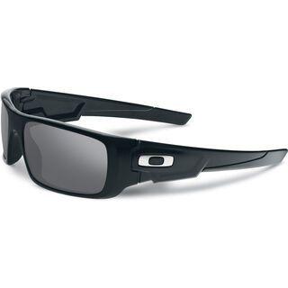Oakley Crankshaft, polished black/black iridium - Sonnenbrille