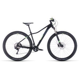 Cube Access WS Race 27.5 2020, black´n´green - Mountainbike