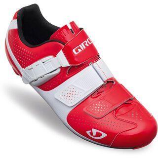 Giro Factor ACC, red/white - Radschuhe