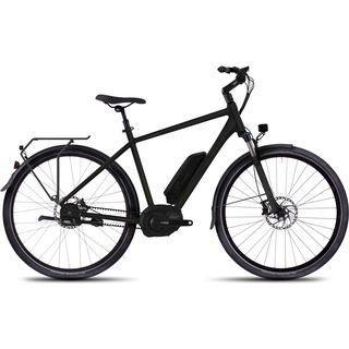 Ghost *** 2. Wahl *** Andasol Trekking 9 | Größe M // 53 cm 2016, black - E-Bike