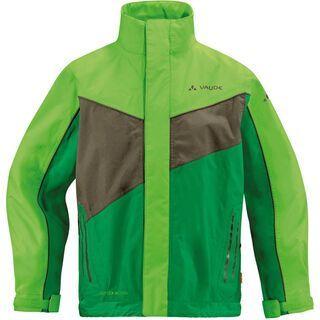 Vaude Kids Grody Jacket, grass/applegreen - Radjacke
