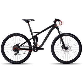 Ghost Kato FS 5 AL 2017, black/red - Mountainbike