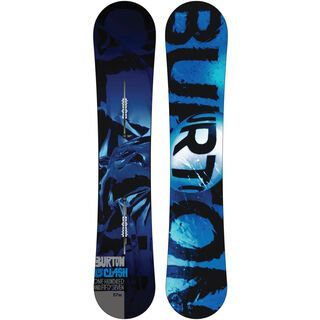 Burton Clash Wide (B-Ware/2nd) - Snowboard