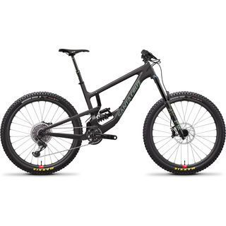 Santa Cruz Nomad CC X01 Coil Reserve 2019, black/olive - Mountainbike