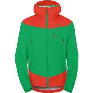 Vaude Men's Crestone Jacket, apple green - Regenjacke
