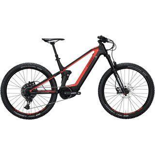 Conway Xyron 327 2020, red/black - E-Bike