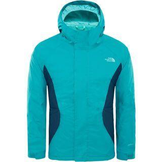 The North Face Girls Kira Triclimate Jacket, kokomo green - Skijacke