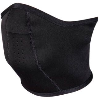 Icetools Face Mask, Black - Gesichtsmaske