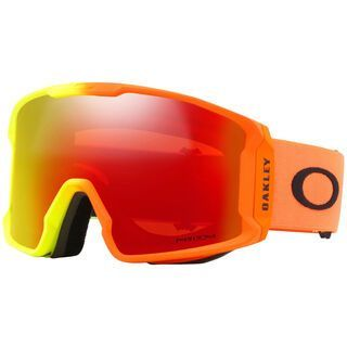 Oakley Line Miner Harmony Fade Collection, Lens: prizm torch iridium - Skibrille