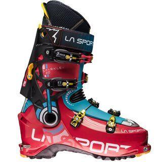 La Sportiva Sparkle 2.0, berry/blue moon - Skiboots