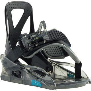 Burton Grom 2020, black - Snowboardbindung