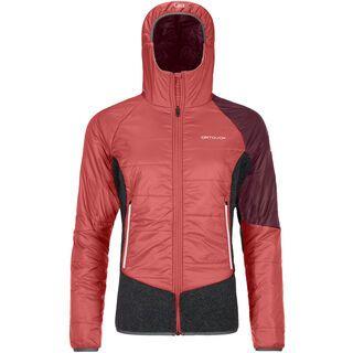 Ortovox Swisswool Piz Zupo Jacket W, blush - Thermojacke