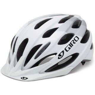Giro Bishop, white/silver - Fahrradhelm