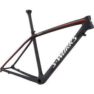 Specialized S-Works Epic HT Carbon 29 Frame 2017, carbon/white/red - Fahrradrahmen