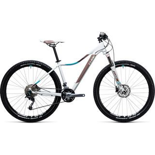 Cube Access WLS Pro 27.5 2017, white´n´mocca - Mountainbike