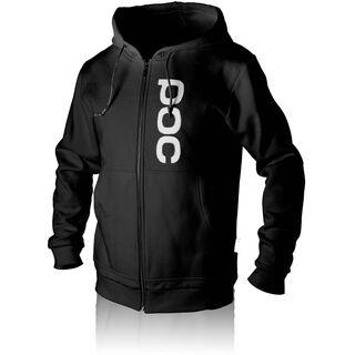 POC Hood Zip, Uranium Black - Hoodie