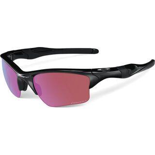 Oakley Half Jacket 2.0 XL, polished black/prizm golf - Sportbrille