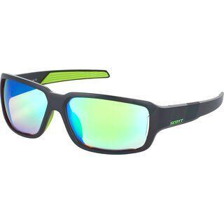 Scott Obsess ACS, black matt/neon green chrome - Sonnenbrille