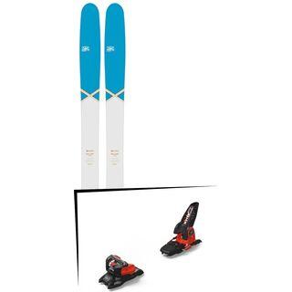 Set: DPS Skis Wailer 112 2016 + Marker Jester 18 Pro ID (2319332)