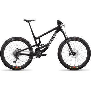 Santa Cruz Nomad CC X01 Coil Reserve 2020, carbon/white - Mountainbike