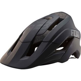 Fox Metah Solids Helmet, matte black - Fahrradhelm