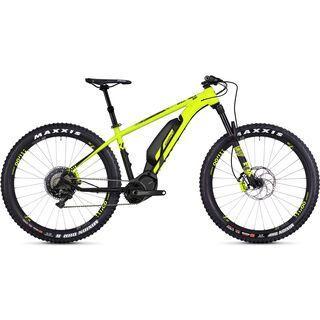 Ghost Hybride Kato S8.7+ AL 2018, neon yellow/black - E-Bike
